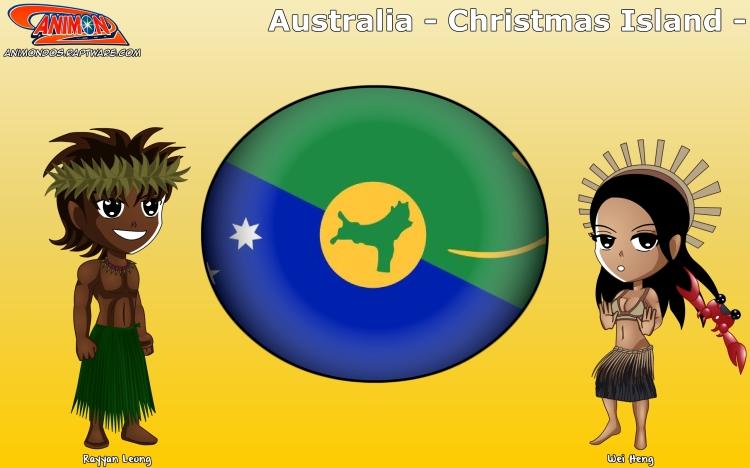 Australia - Christmas Island -